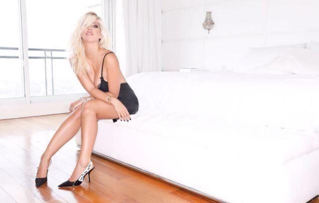 Wanda publica fotos sensuales y recibe críticas por la actuación de Mauro Icardi en la selección