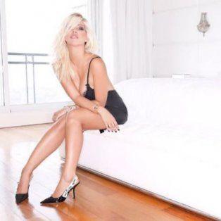 wanda publica fotos sensuales y recibe criticas por la actuacion de mauro icardi en la seleccion