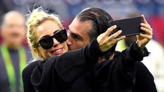 Quién es el poderoso agente que devolvió la ilusión y conquistó el corazón de Lady Gaga