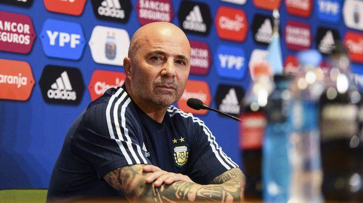 Aseguran que es Sampaoli quien quiere jugar con Perú en cancha de Boca y no los jugadores