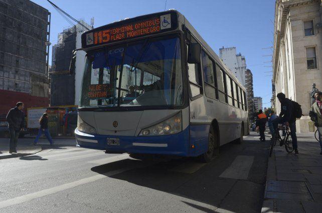 La Municipalidad absorberá los costos que demandará no aumentar el boleto