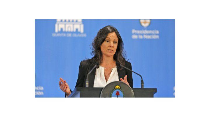 gestión. La ministra de Desarrollo Social logró desactivar un conflicto.