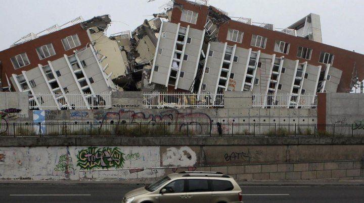 Ascienden a 58 los muertos por el devastador terremoto que sacudió el sur de México
