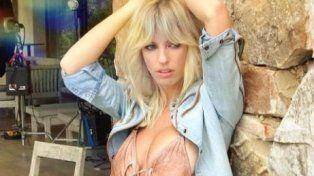 Rocío Guirao Díaz cautivó con un topless caliente que se llenó de likes en Instagram