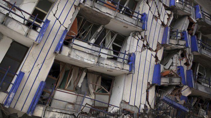 Aseguran que hasta el momento no hay víctimas argentinas en el terremoto en México