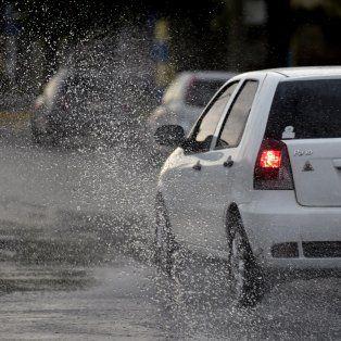 el centro y sur de santa fe esta bajo alerta por lluvias y tormentas fuertes