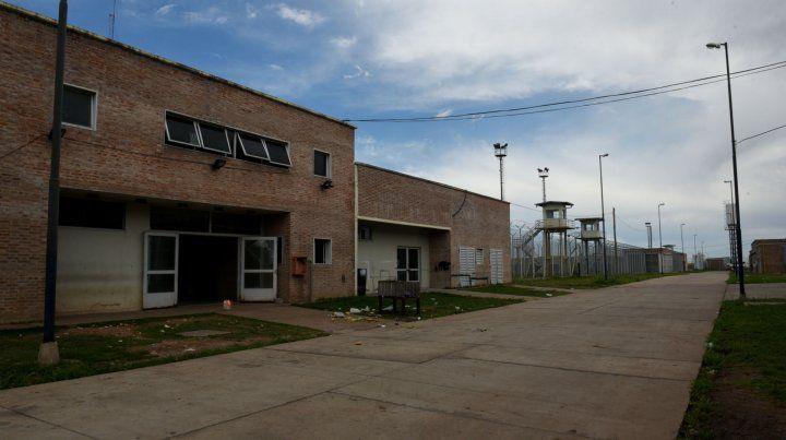 Piñero. Una de las cárceles del sur alcanzadas por el hábeas corpus.