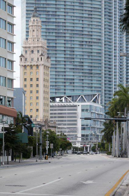 Icono. El bulevar Biscayne al 600