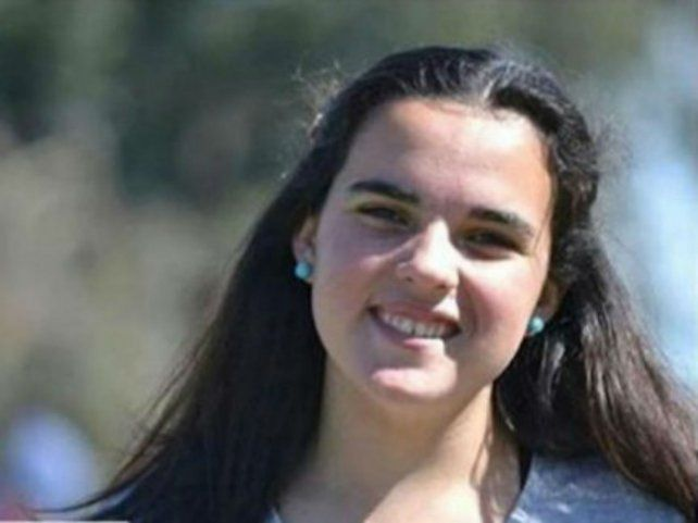 la víctima. Chiara tenía 14 años recién cumplidos al momento de morir
