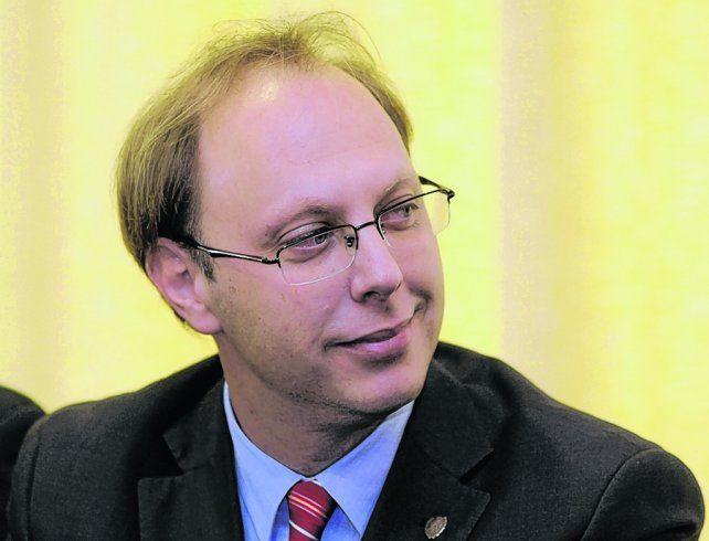 Estado presente. Saglione dijo que las políticas pública activas permitieron mantener la actividad en Santa Fe.