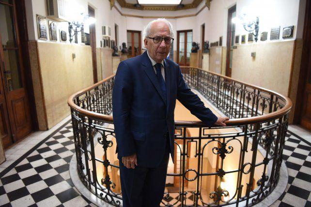 Antes de ahora. La grieta siempre estuvo muy presente en la política argentina.