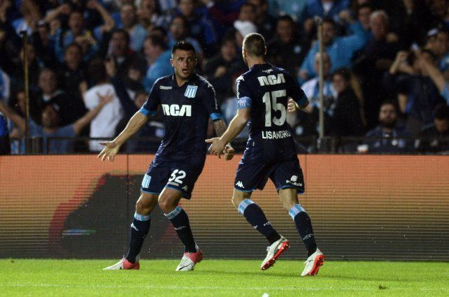 El conjunto de Avellaneda goleó a Temperley.