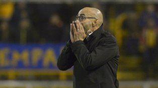 Empate sin goles. Montero explicó por qué Central no pudo romper el cero frente a San Lorenzo.