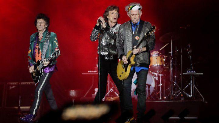 Rolling Stones comenzó su gira