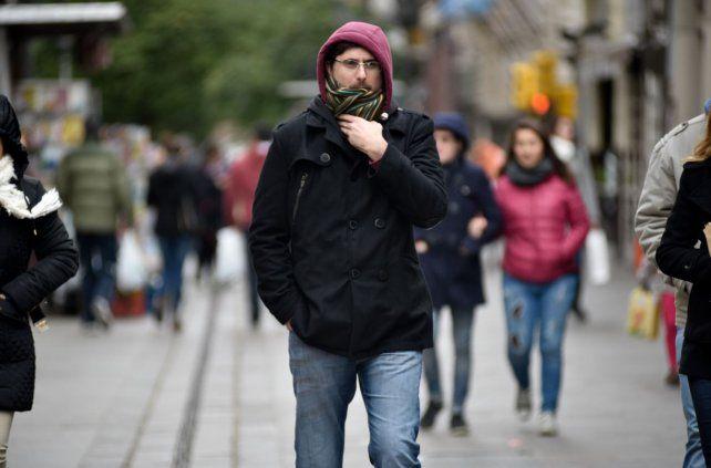Alerta meteorológico en toda la provincia por fuertes vientos que pueden llegar a 90 kiómetros