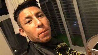 Cómo es el corte de pelo que se hizo Brian Sarmiento en homenaje a Newells