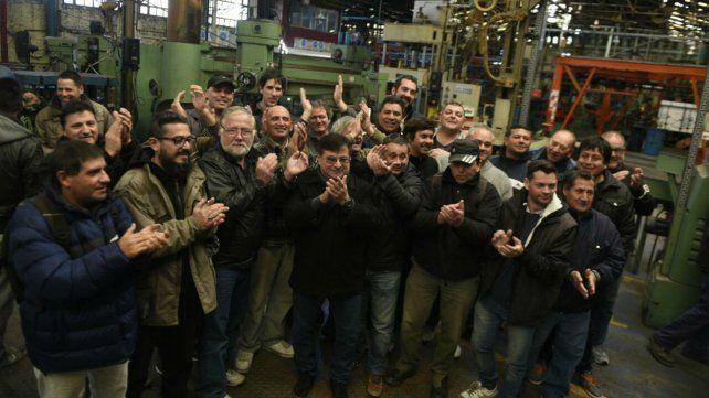 Mefro Wheels reabrió sus puertas y vuelve a operar la fábrica de llantas de la zona sur