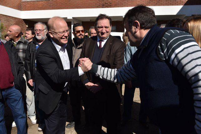 Contigiani pidió que se recupere el mercado de Mefro Wheels que la importación se llevó