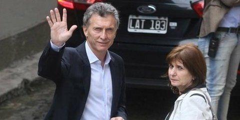 apuntados. La denuncia se centraba en Macri y Bullrich