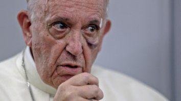Allegados al Papa Francisco ponen en duda que viaje a la Argentina.