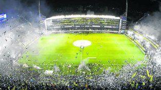¿Será la sede? La Bombonera es uno de los posibles estadios para Argentina-Perú.