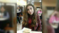 aparecio bryanna, la adolescente que habia desaparecido el jueves a la salida de la escuela