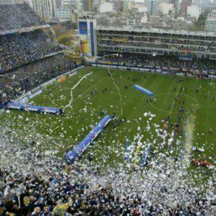 El estadio de Boca fue confirmado como quinta sede de Argentina para las Eliminatorias.