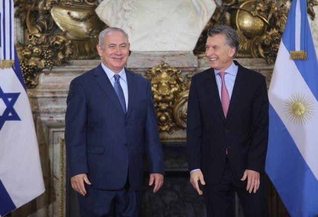 El gobierno ratificó su convicción de seguir luchando contra el terrorismo internacional