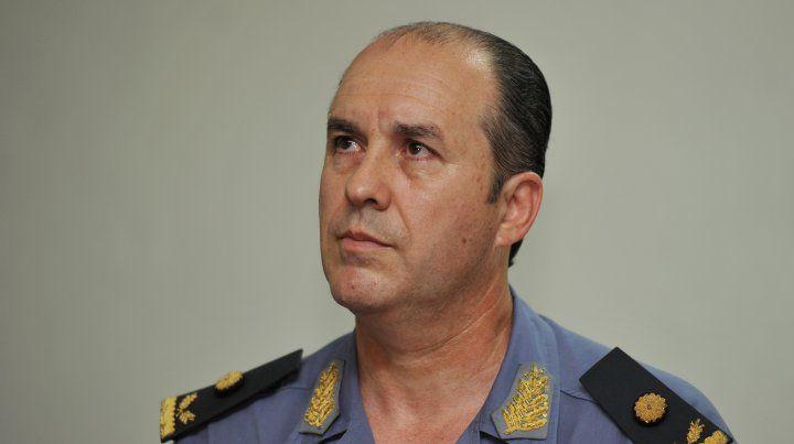 Detuvieron al exjefe de la Policía de la provincia, comisario general Rafael Grau