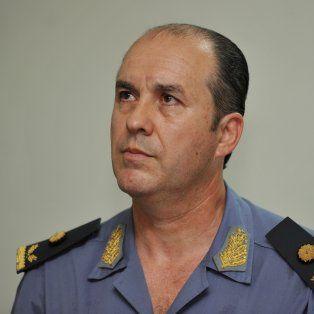 detuvieron al exjefe de la policia de la provincia, comisario general rafael grau