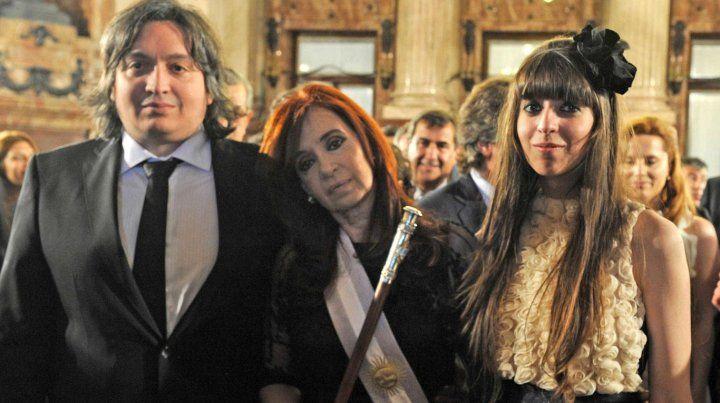 Un diputado massista pidió el desafuero de Máximo Kirchner