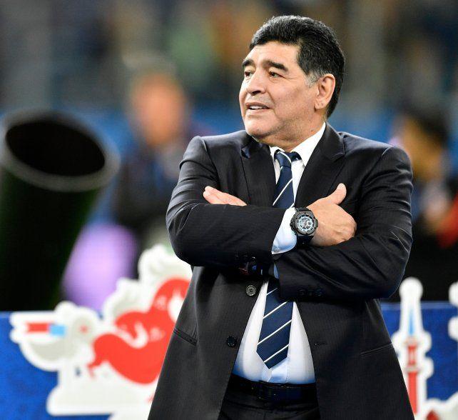 Maradona demandará a la reconocida marca italiana Dolce & Gabbana