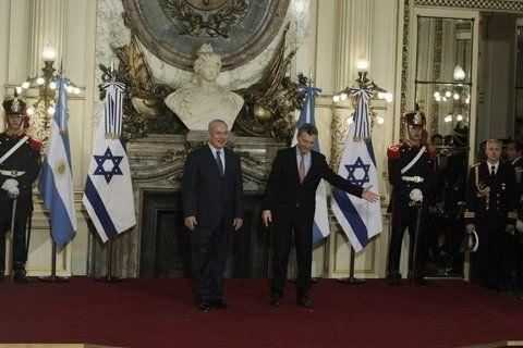 Buena onda. Es un honor ser el primer ministro de Israel en ejercicio que visita América latina