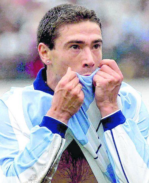 Kily. El volante jugó el Mundial 2002 y ganó el oro en Atenas 2004.