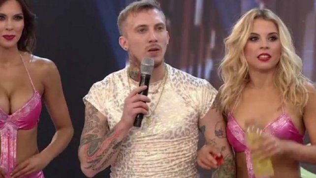 El Polaco se puso picante al ser acusado de infiel y de lucrar con el romance con Silvina Luna
