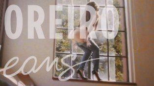 El video más hot de Natalia Oreiro que se desnuda con un striptease inolvidable
