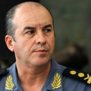 Rafael Grau, ex jefe de la policía.