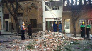 La Justicia ordenó apuntalar o demoler el edificio de Balcarce 23 bis donde hubo una explosión