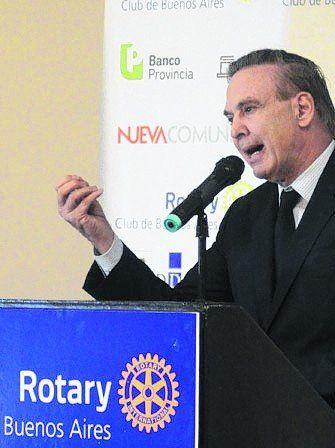 Senador Miguel Angel Pichetto.