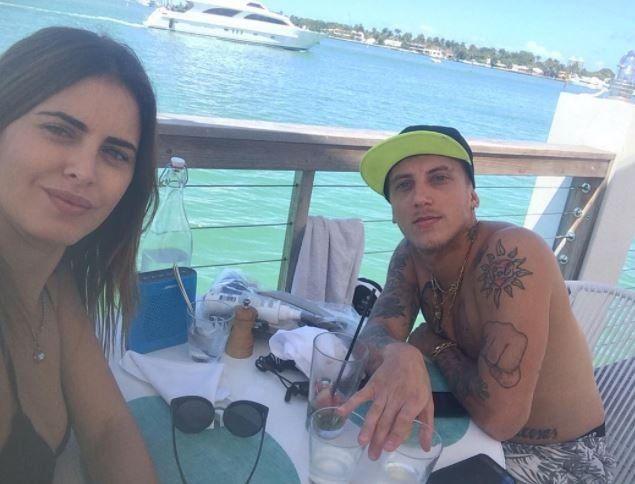 Nueva reconciliación de Silvina Luna y el Polaco que viajaron a Brasil para recomponer el amor