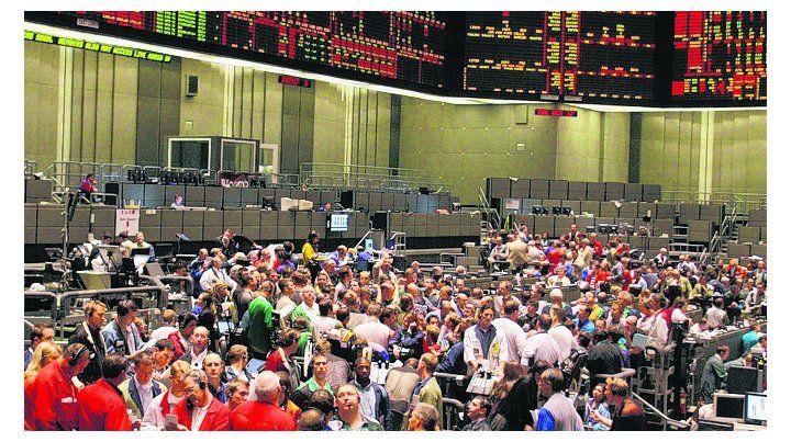 cotizaciones. El informe del Usda repercutió en el mercado de Chicago.