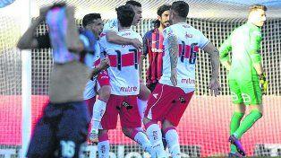 El Gallito. Deportivo Morón eliminó primero a Patronato y luego dio el batacazo frente a San Lorenzo. Ahora buscará alcanzar cuartos de final ante Unión de Santa Fe.