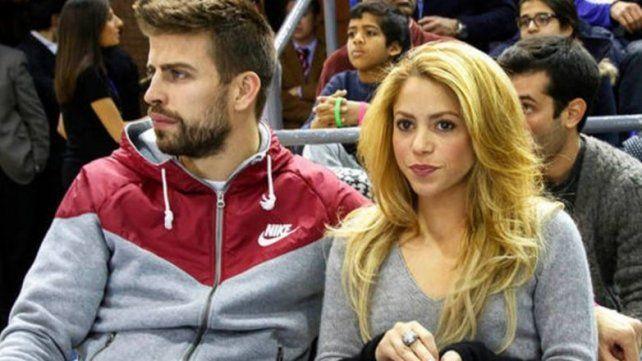Fuertes rumores de crisis y separación entre Shakira y Gerard Piqué
