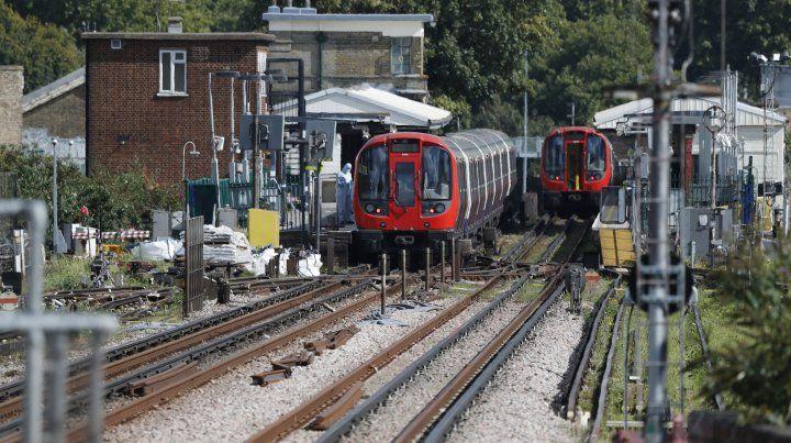Se elevó a 29 el número de heridos por el estallido de una bomba en el metro de Londres