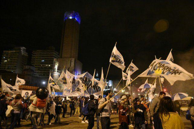 Rosario se movilizó en vísperas de un nuevo aniversario de La noche de los lápices