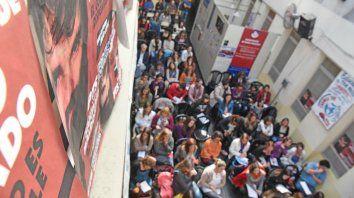 Las jornadas convocaron a indagar en la huella de pedagogos y pedagogas de la región.