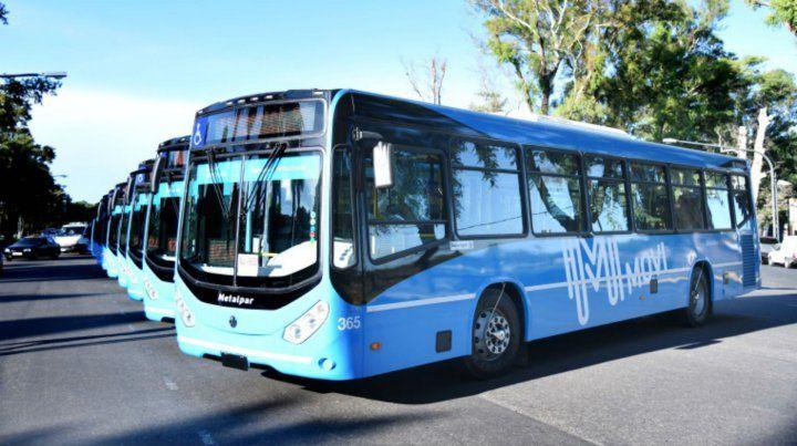 El nuevo sistema de transporte tendrá 825 colectivos circulando por la ciudad