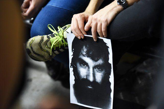 Maldonado desapareció el 1 de agosto cuando Gendarmería reprimió un corte de ruta en Chubut