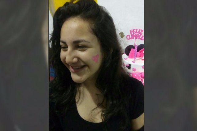 Moira Aguilar tiene 14 años y su familia la está buscando.