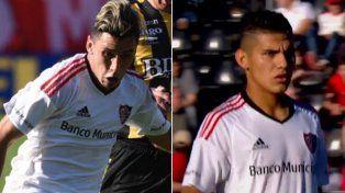 Los pibes.Torres y Cabrera, dos juveniles que torcieron la historia frente a Olimpo.